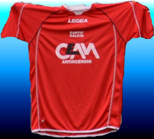 La nuova maglia del Cantù Sanpaolo