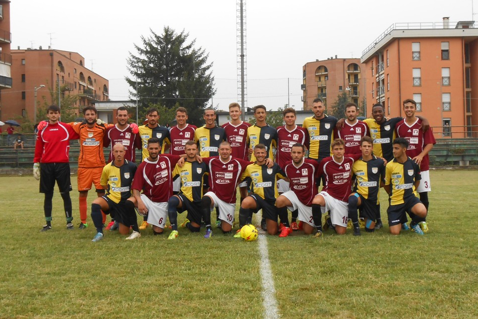 Prima Squadra: Amichevole Cantù vs. Mariano