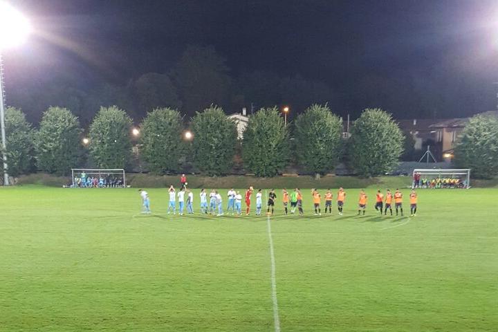 Prima Squadra: Real Anzano vs. Cantù Sanpaolo 2 a 2