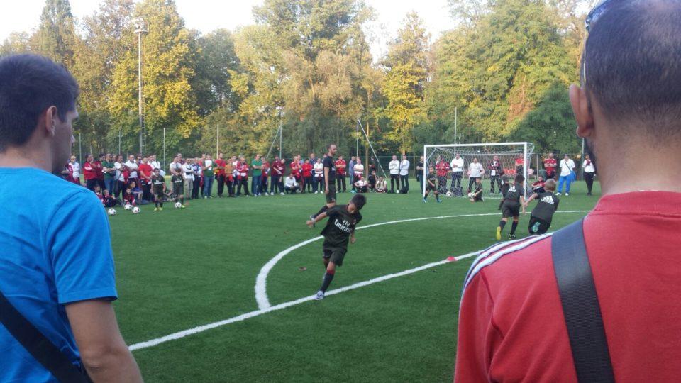PULCINI 2009: Primo incontro di formazione per le società affiliate al Milan