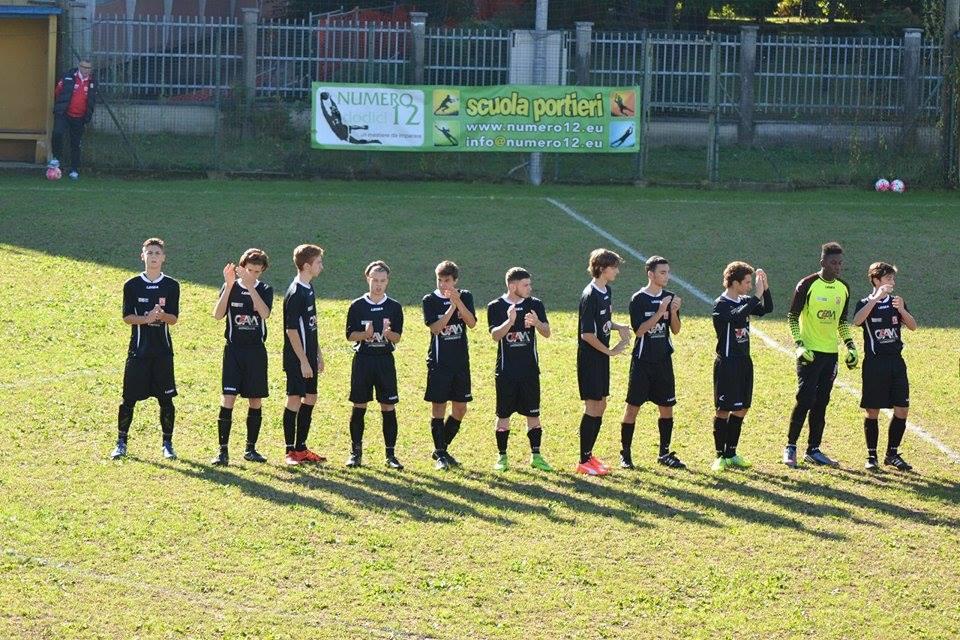 Allievi Regionali A: Aldini vs. Cantù Sanpaolo 2 a 1