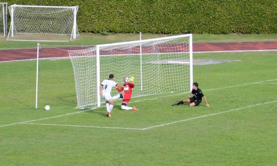 Prima Squadra: Cantù Sanpaolo vs. Meda 2 a 1