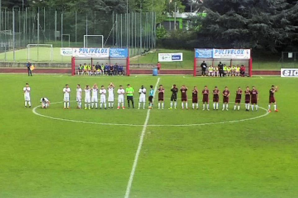 Prima Squadra: Cantù Sanpaolo vs Cabiate 0 – 3