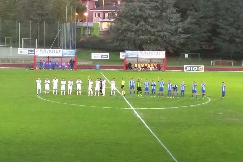 Coppa Lombardia: Cantù Sanpaolo vs Olympic Morbegno 4 – 0