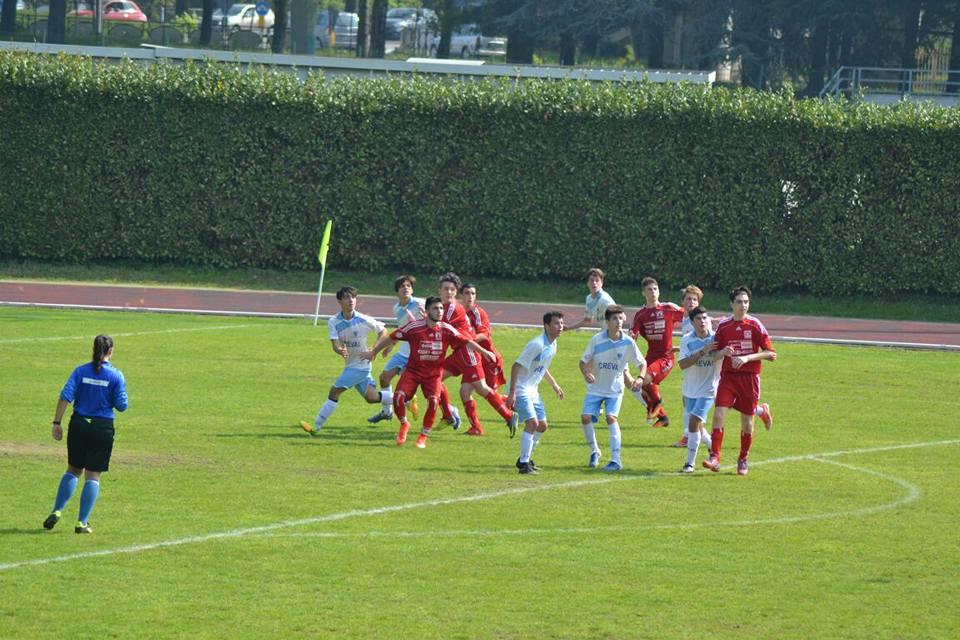 Allievi Regionali A: Cantù Sanpaolo vs Sondrio 1 a 1