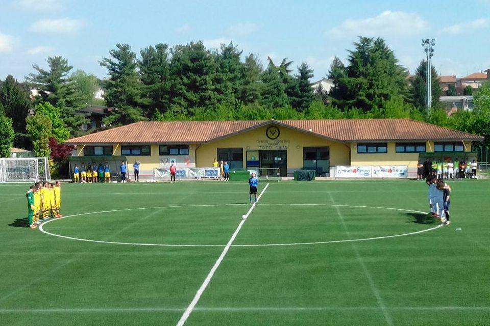 Prima Squadra: Castello Vighizzolo vs Cantù Sanpaolo 1 – 1