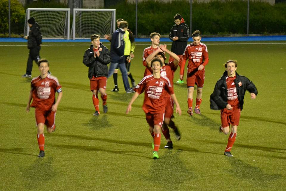 Allievi Regionali A: Folgore Caratese vs Cantù Sanpaolo 1 – 2