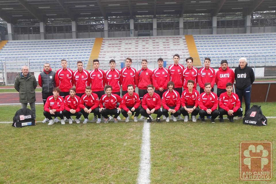Juniores Reg. B: Mariano vs Cantù Sanpaolo 3 – 1