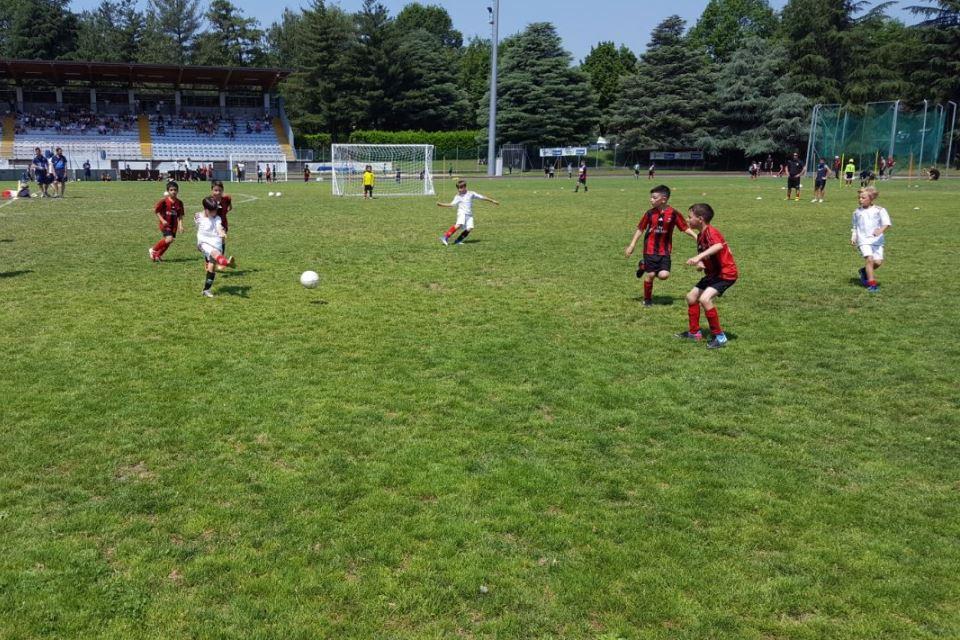 Scuole Calcio: Fun Football festa regionale