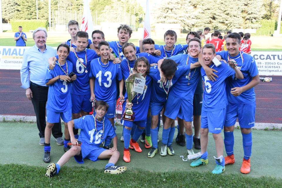 24° Memorial Gianni Brera: Vince il Seregno Calcio