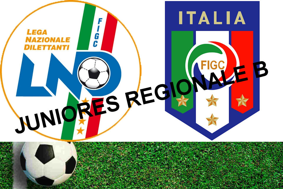 Juniores Regionale B: Stagione 2017 / 2018 – Girone B