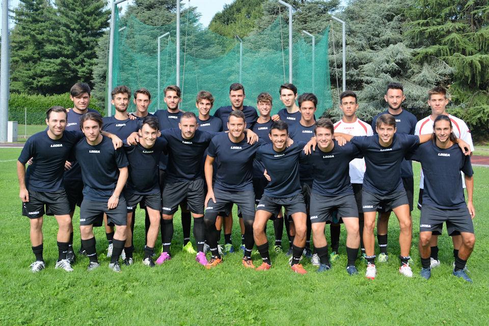 Prima Squadra: inizio della stagione 2017/2018