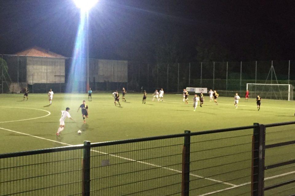 Prima Squadra   Coppa Lombardia: Albate vs Cantù Sanpaolo 1 a 3