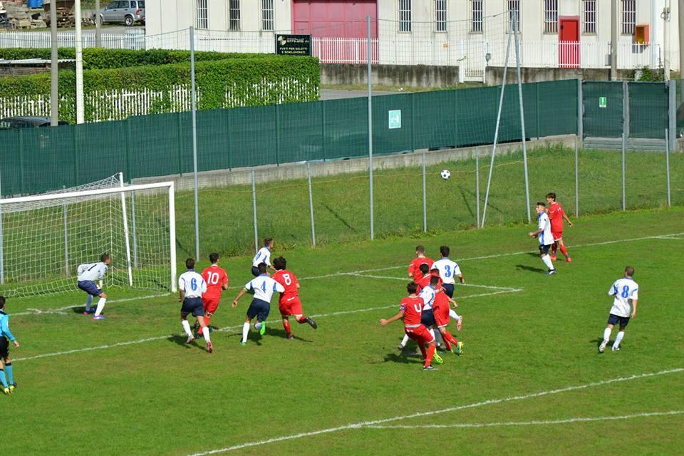 Juniores Reg. B: Cabiate vs Cantù Sanpaolo 0 – 1