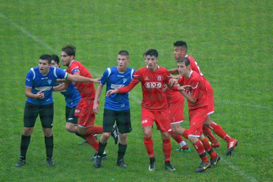 Juniores Reg. B: Menaggio vs Cantù Sanpaolo 0 – 4