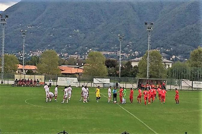 Prima Squadra: Tavernola vs Cantù Sanpaolo 0 a 0