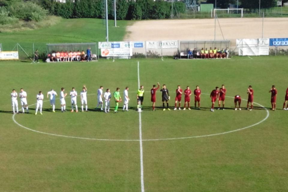 Prima Squadra: Cabiate vs Cantù Sanpaolo 1-0