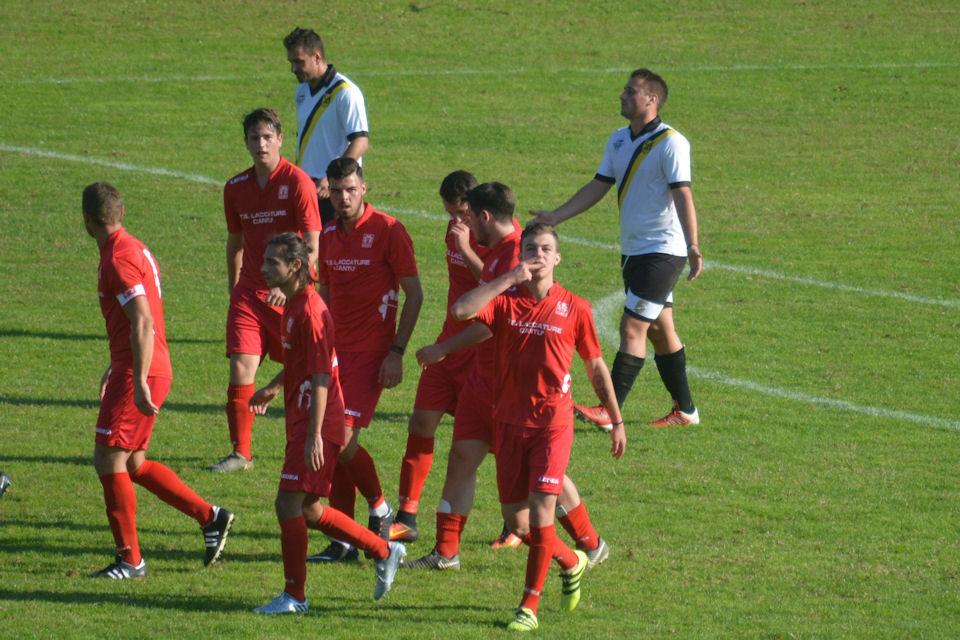 Prima Squadra: Cantù Sanpaolo vs Faloppiese Ronago 2 – 0