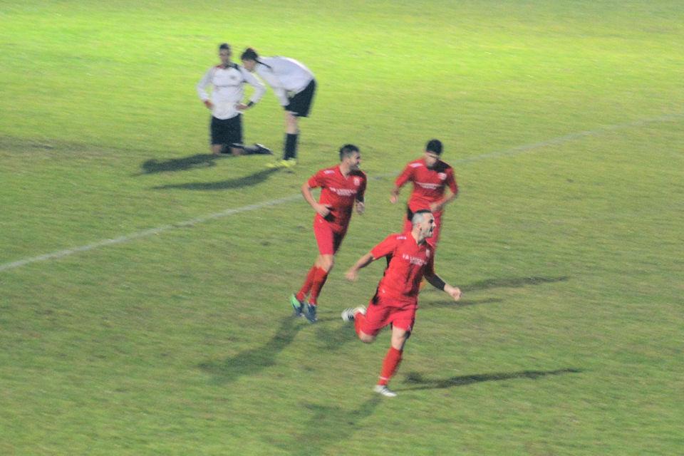Prima Squadra: Cantù Sanpaolo vs Rovellasca 2 – 0