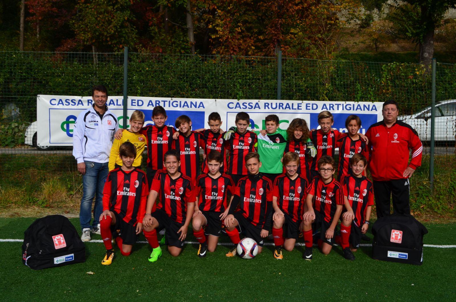 ESORDIENTI 2006 - Rossa