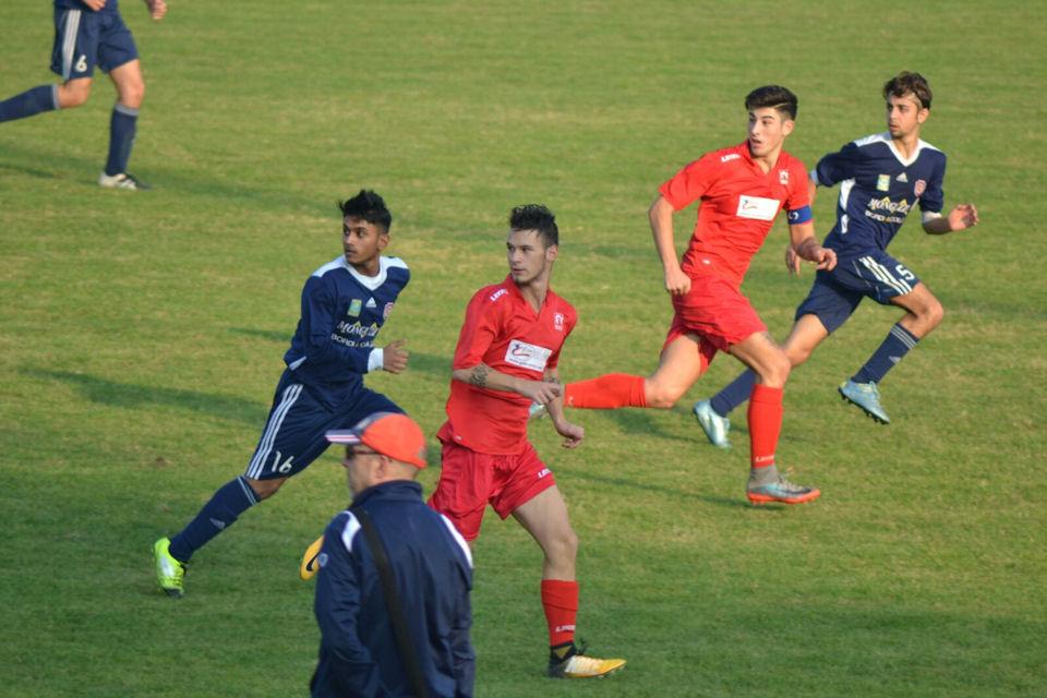 Juniores Reg. B: Bovisio Masciago vs Cantù Sanpaolo 1 – 5