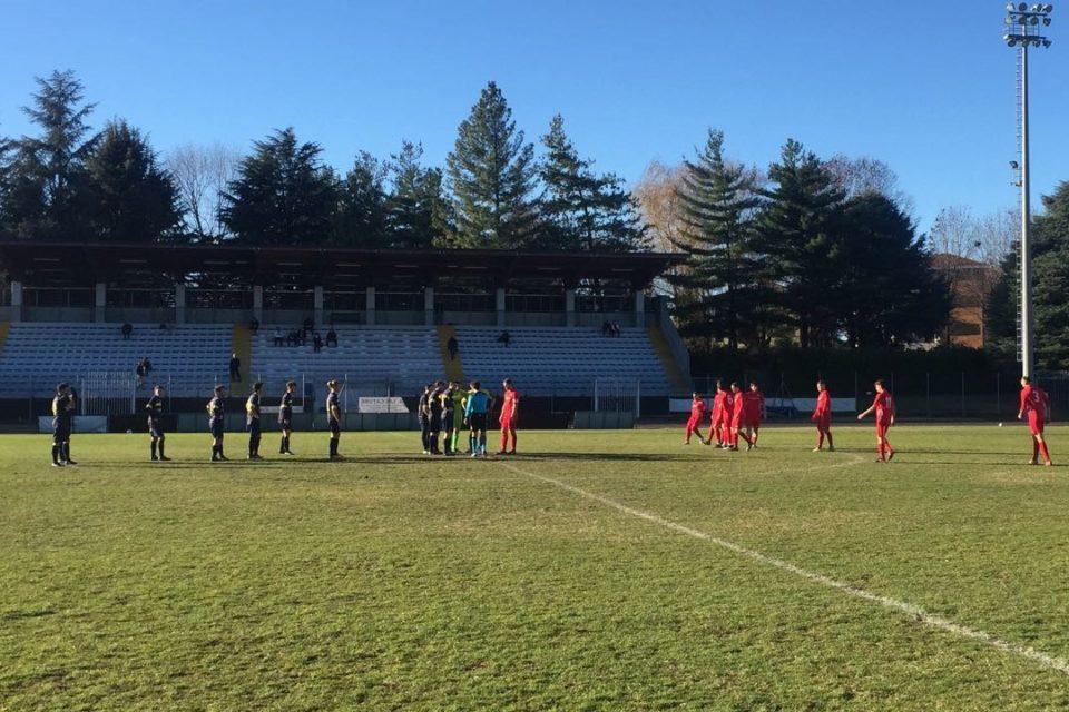 Prima Squadra: Cantù Sanpaolo vs Lariointelvi 6 – 2