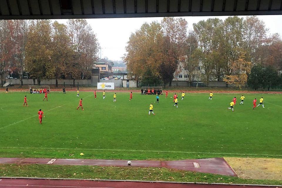 Prima Squadra: Desio vs. Cantù Sanpaolo 1 – 1