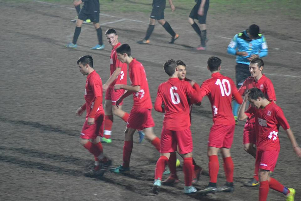 Juniores Reg. B: Meda vs Cantù Sanpaolo 0 – 2