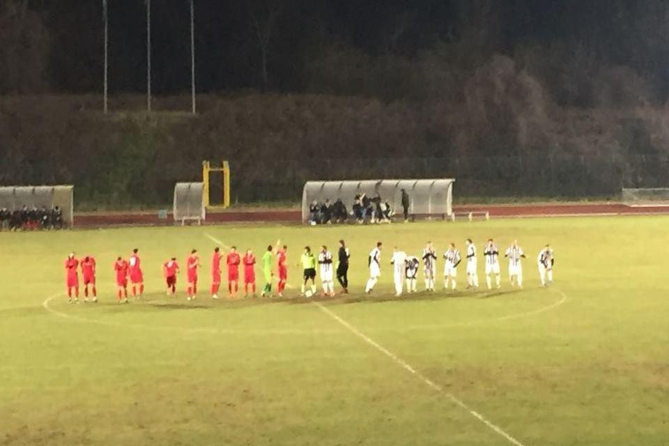 Prima Squadra: Meda vs Cantù Sanpaolo 1 – 1
