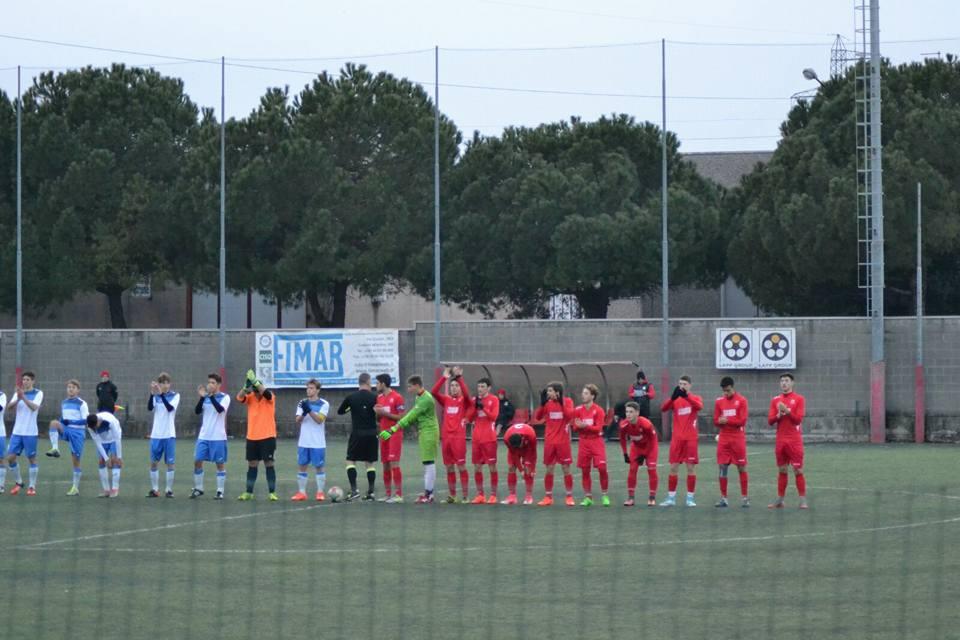 Juniores Reg. B:  Molinello vs Cantù Sanpaolo 1 – 1