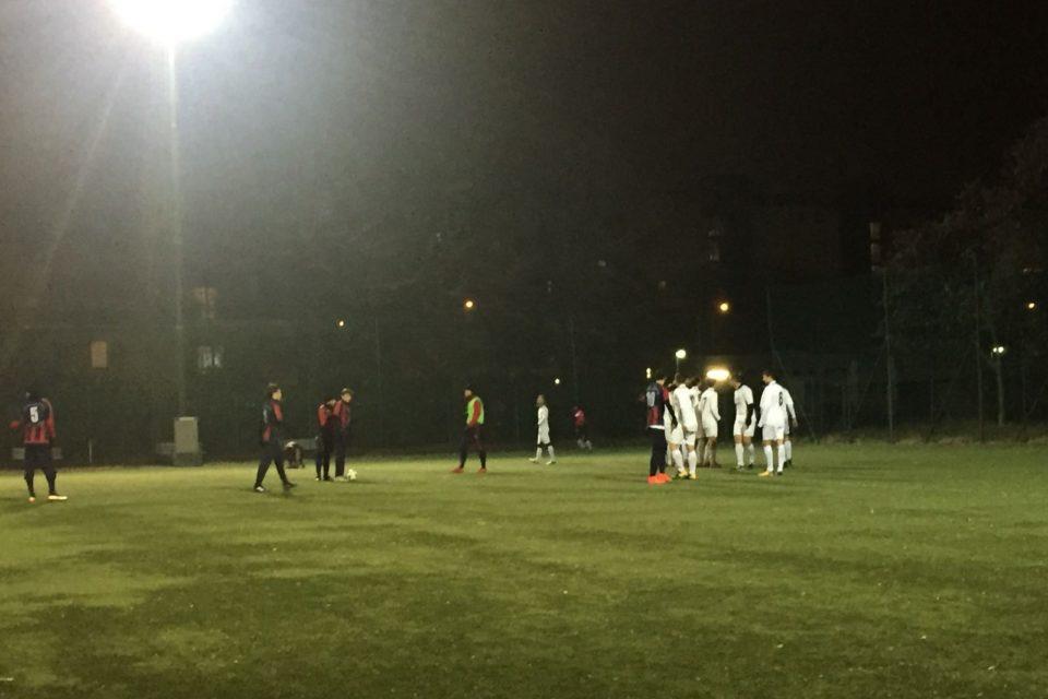 Prima Squadra: amichevole Cinisello vs Cantù Sanpaolo 1 – 2