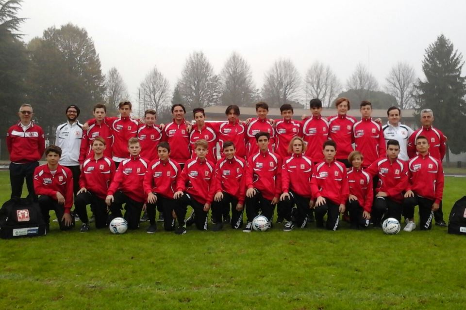 Giovanissimi Reg. B: Cantù Sanpaolo vs Juvenilia 4 – 1