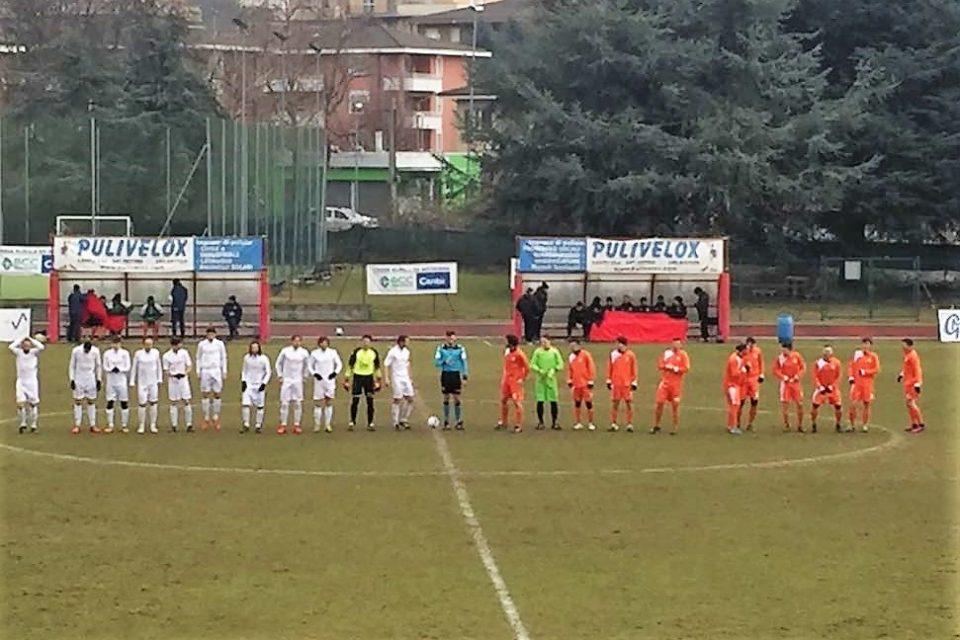 Prima Squadra: Cantù Sanpaolo vs Campagnola Don Bosco 1 – 0