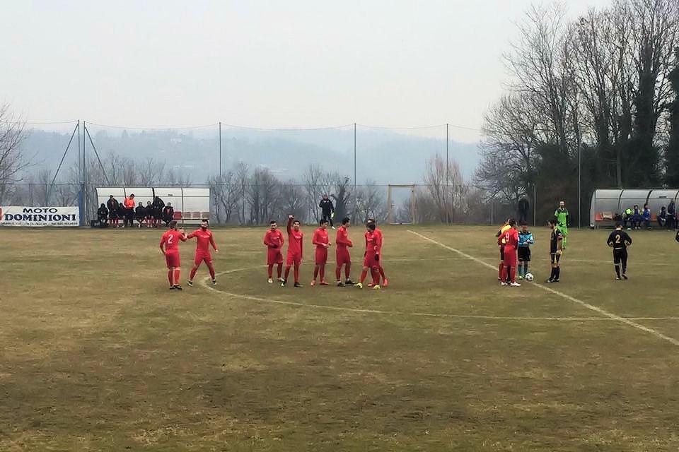 Prima Squadra: Faloppiese R. vs Cantù Sanpaolo 1 – 2