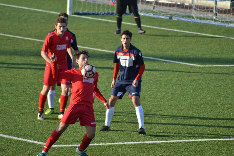 Juniores Reg. B: Arcellasco vs Cantù Sanpaolo 1 – 1