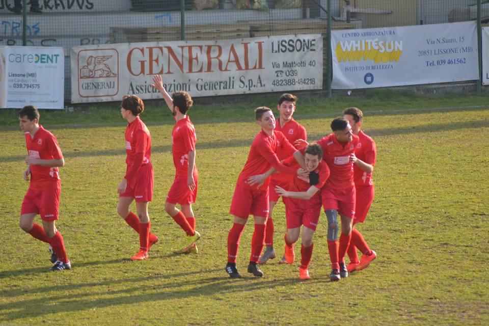 Juniores reg. B: Pro Lissone vs Cantù Sanpaolo 0 – 1