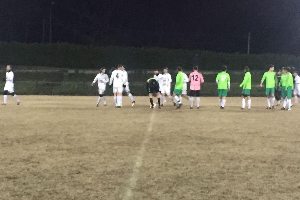 Prima squadra: Amichevole – Figino vs Cantù  0 – 5