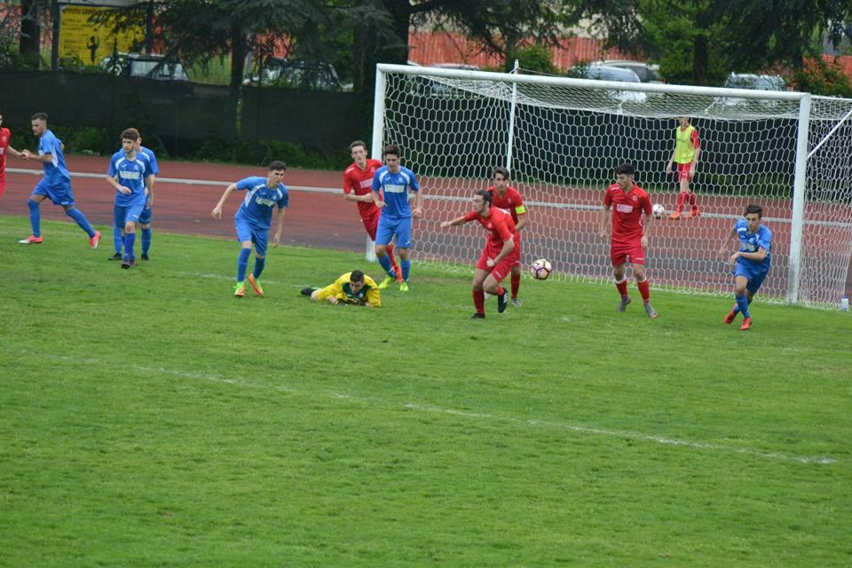 Juniores Reg. B: Cantù Sanpaolo vs Lissone 4 – 1