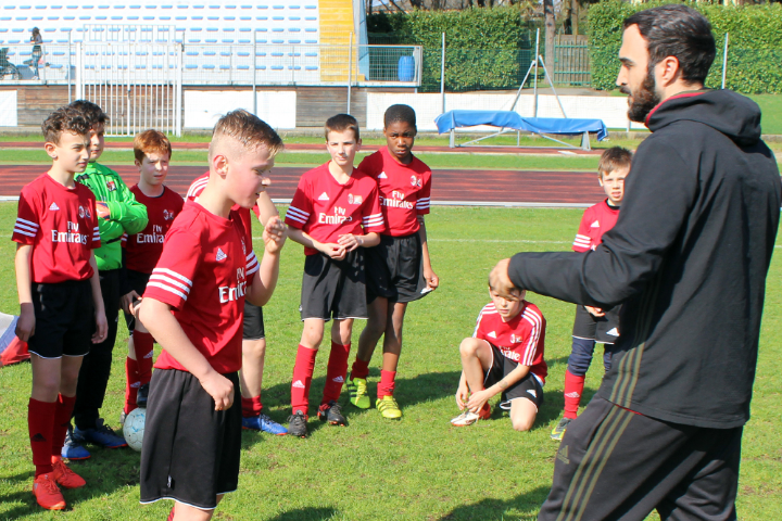 Milan Junior Camp | dal 25 al 29 giugno 2018