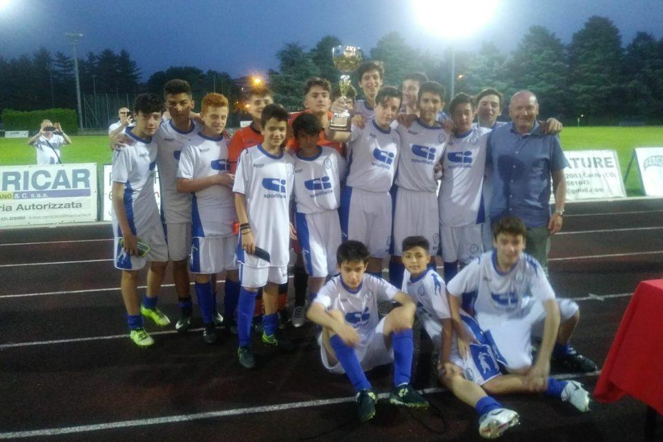 3° Trofeo BLU VISION, vince la Polisportiva Verano Carate
