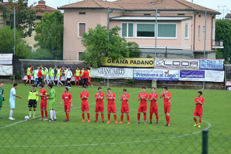 Juniores Reg. A | Playoff: Pro Desenzano vs Cantù Sanpaolo 2 – 0