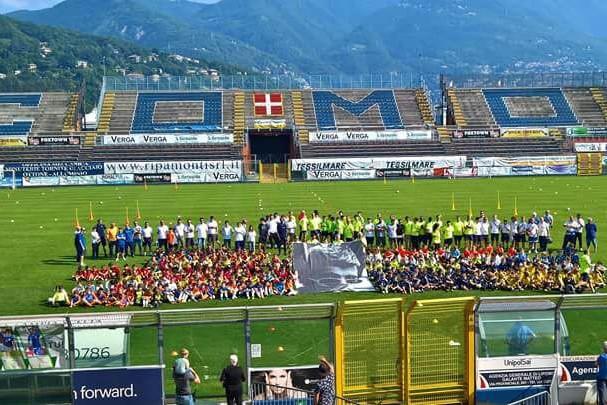 """Primi Calci 2009 alla Festa del torneo """"Gigi nel Cuore"""""""
