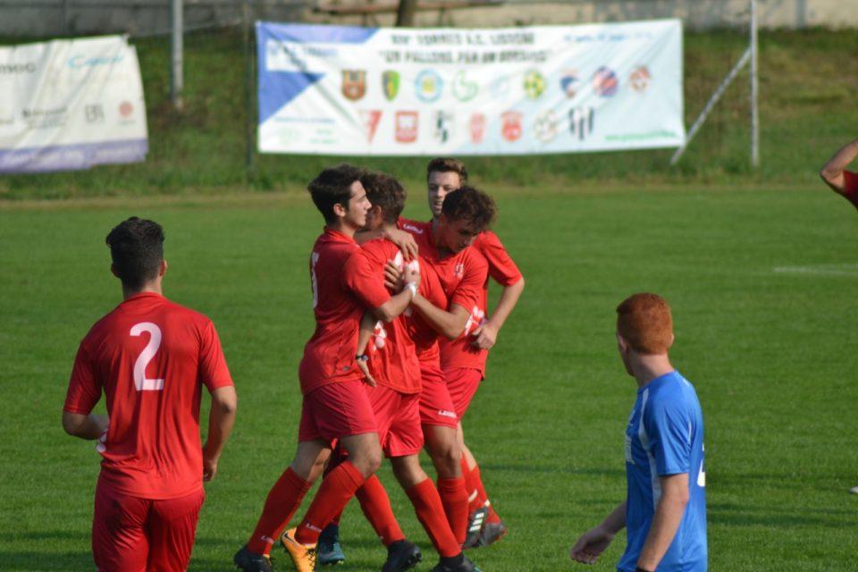 Juniores Lissone Cantù 2-3