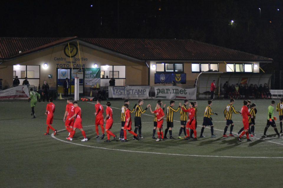 Juniores regionale B: Castello 2 – CantùSanpaolo 0