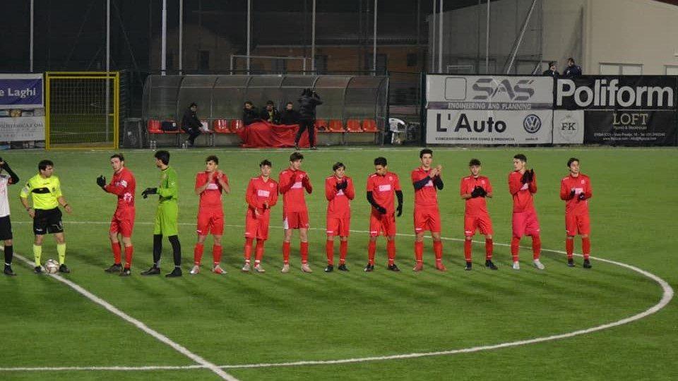 Juniores Reg. B: Meda vs Cantù Sanpaolo 1 – 2