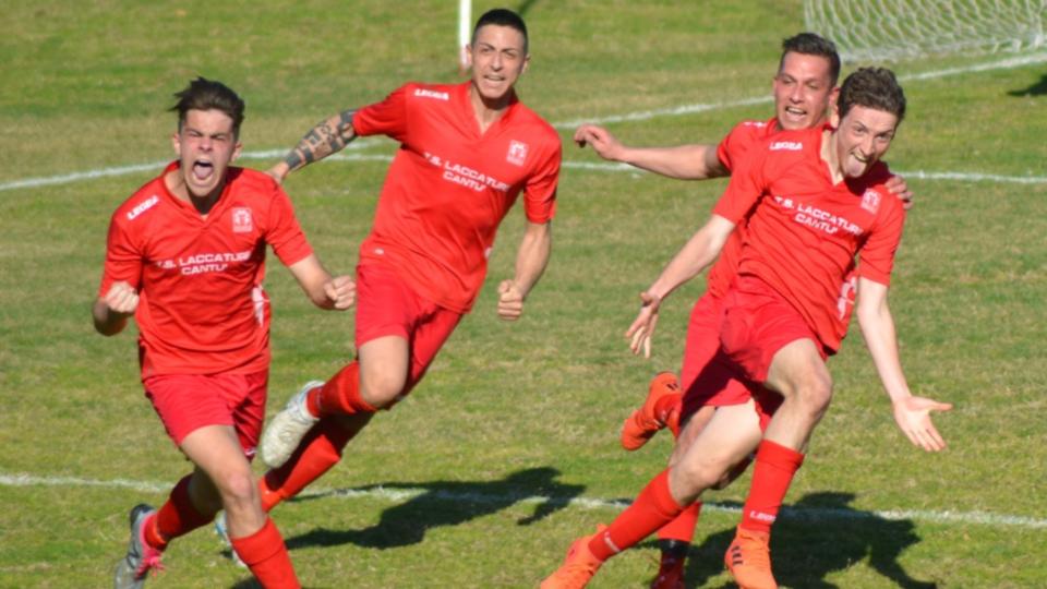 Prima Squadra: Cantù Sanpaolo vs Monnet Xenia 1 – 0