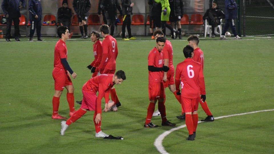 Juniores Reg. B: Cantù Sanpaolo vs Muggiò 4 – 2