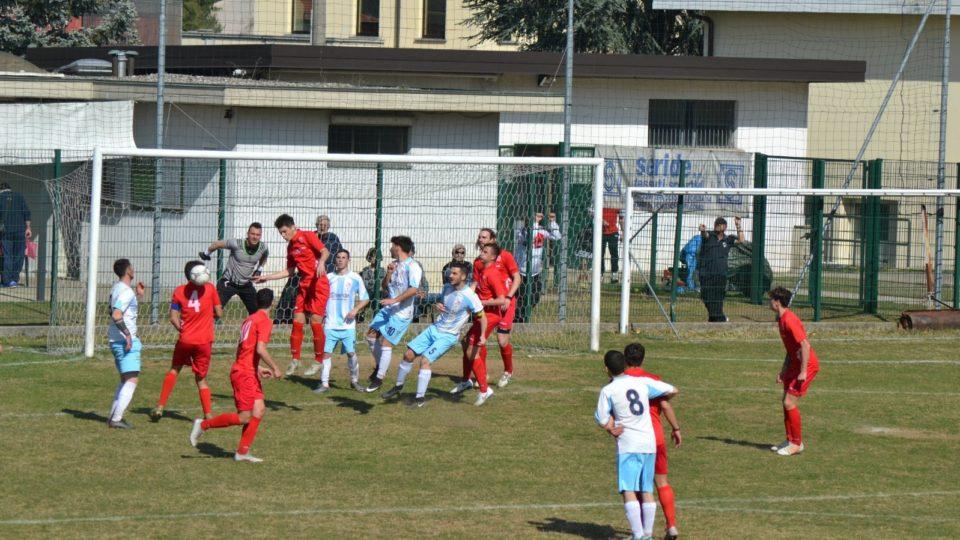 Prima Squadra: Portichetto vs Cantù Sanpaolo 1 – 1