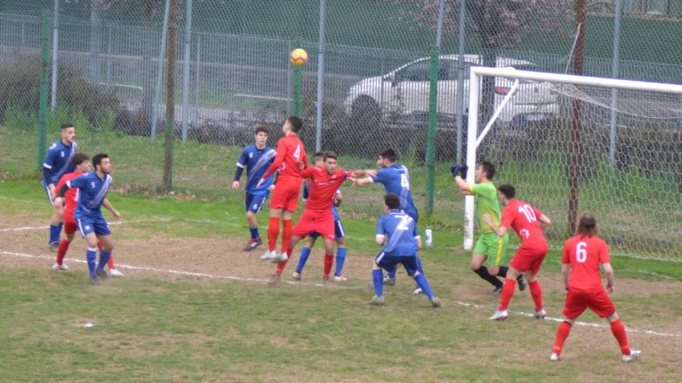 Prima Squadra: Esperia Lomazzo vs Cantù Sanpaolo 3 – 0