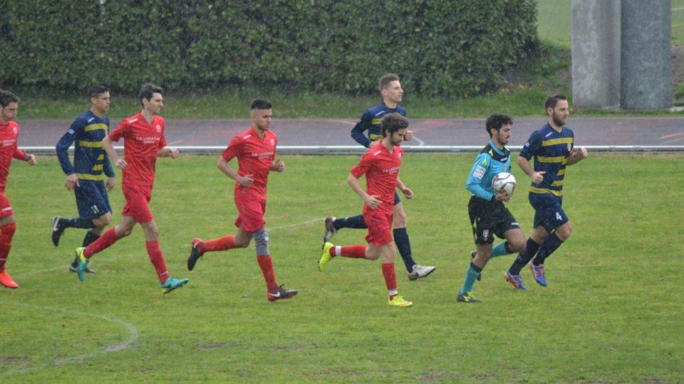 Prima Squadra: Cantù Sanpaolo vs Faloppiese Ronago 0 – 0